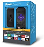 Roku Express - Easy High Definition HD 1080p Streaming Media Player