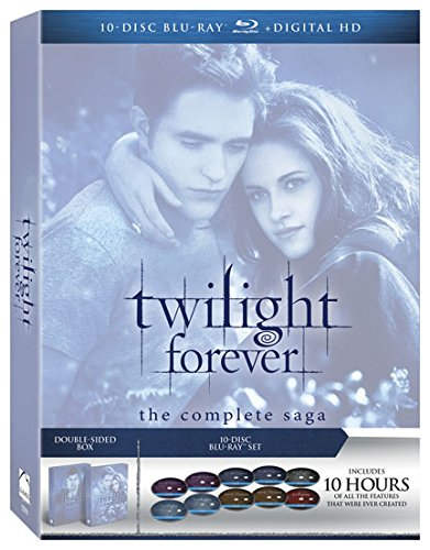 025192196836 - Twilight Forever: The Complete Saga [Blu-ray + Digital] carousel main 0
