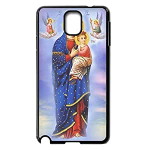 JenneySt Phone CaseVirgin Mary And Jesus For Samsung Galaxy NOTE3 Case Cover -CASE-5