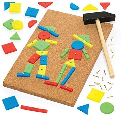 Baker Ross- Kit para Crear Decoraciones con Martillo (Pack ...