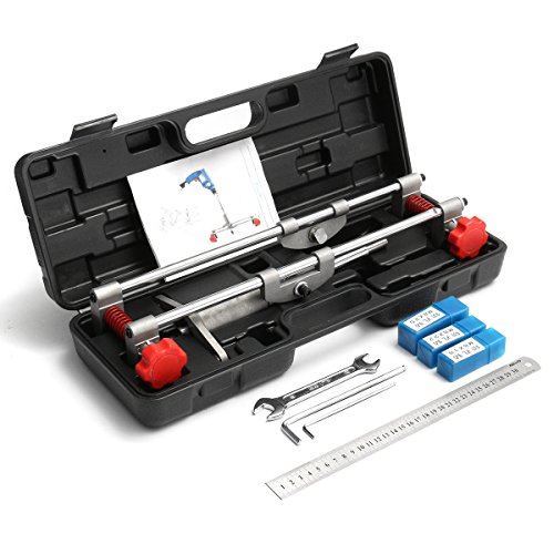 5 Minutes Door Lock Mortiser Jig Kit With Three Cutters by OlogyMart