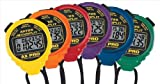 Accusplit AX725 AX Pro Memory Series Stopwatches ''Rainbow 6-Pack''