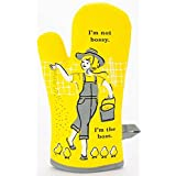 Blue Q I'm Not Bossy, I'm The Boss Oven Mitt