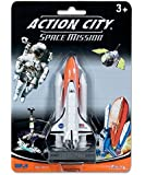Azione City Space Mission rocket - Action Figure