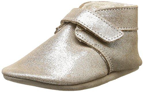 Robeez Pole Nord - pantuflas de cuero Bebé-Niños dorado - Gold (bronze  fur 19)