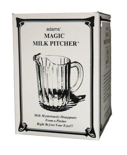 SS Adams Magic Milk Pitcher (Adam Vase)
