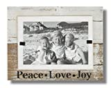 peace picture frame - Beach Frames Reclaimed Wood 4