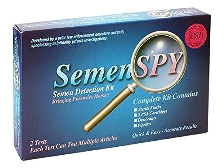Semenspy® original treuetest spermanachweis fremdgehen test