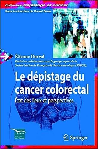 Lire un Le Depistage du Cancer Colorectal pdf, epub ebook