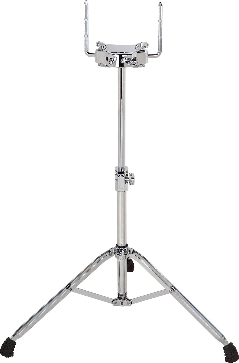ddrum MDTS Mercury Double Tom Stand, Chrome