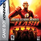 justice league game boy advance - Justice League Heroes: The Flash