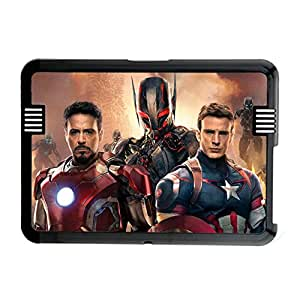 Generic For Kindle Fire Hd Amazon Design Back Phone Case For Girl Design With Avengers Age Of Ultron Choose Design 2