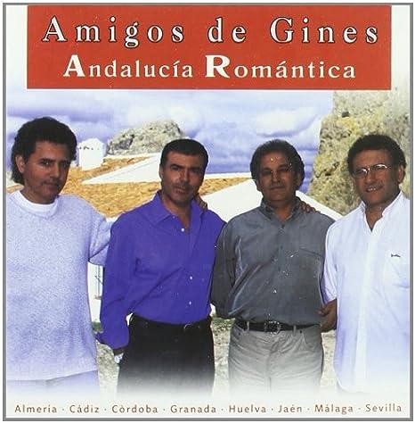 Andalucía Romántica: Amigos de Gines: Amazon.es: CDs y vinilos}