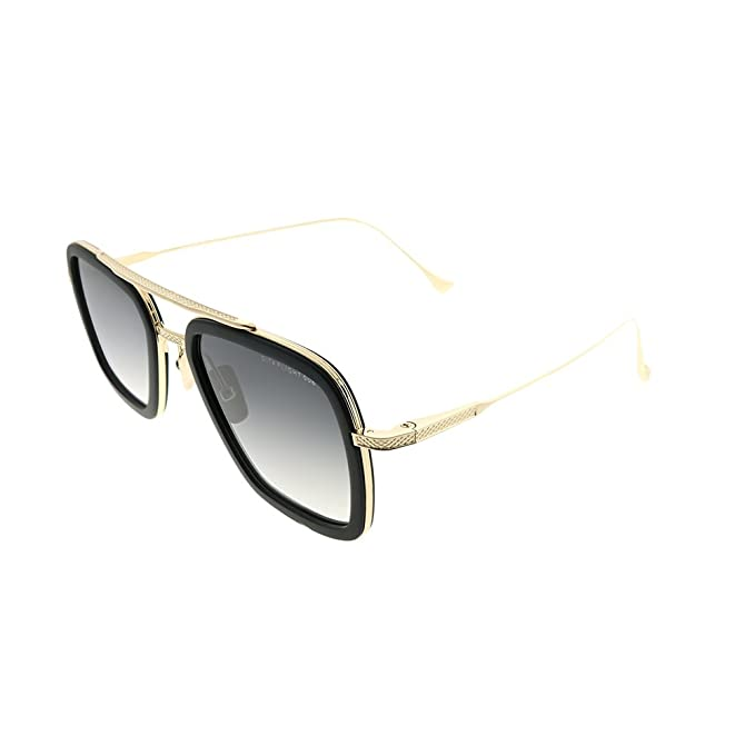 Dita Gafas de Sol FLIGHT.006 MATTE BLACK K GOLD/DARK GREY ...
