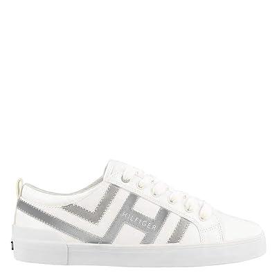 Tommy Hilfiger Women\'s, Pema Lace up Sneaker | Fashion Sneakers [3Bkhe1506679]