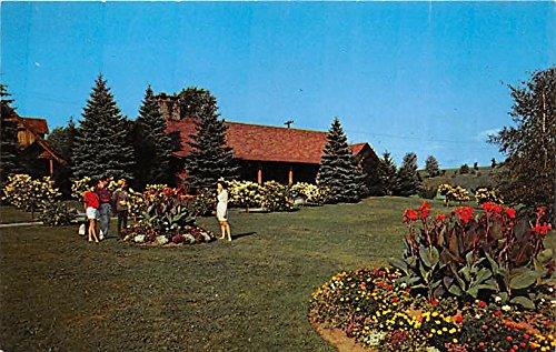 Grossinger's Holiday Inn Ferndale, New York, Postcard