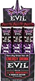 nos sugar free energy drink - Evil Energy - Turn Any Drink Into An Energy Drink For Long Lasting Natural All Day Sugarfree Energy, Alertness and Monster Focus With 300 Milligrams of Caffeine, Vitamins and 17 Gluten-Free Superfoods