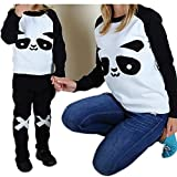 Product review for LJYH Children Panda sweater Long-sleeved Knit Shirt baby sweater