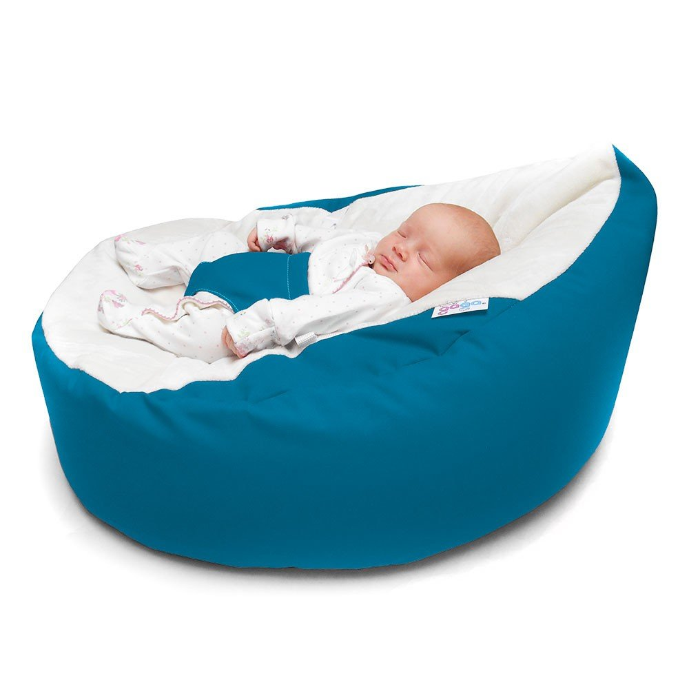 rucomfy Sitzsack Luxury Cuddle Soft Gaga Baby Sitzsack (Dusk) RUCGAGADUSK