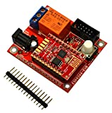 Olimex ESP8266-EVB ESP8266 evaluation board with Relay Includes MOD-WIFI-ESP8266-DEV