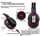 SIMOLIO IR Wireless Headphones for Car DVD/TV