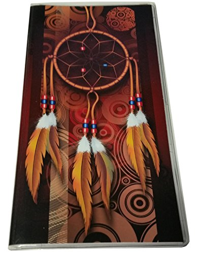 2019 2020 2021 Dream Catcher Pocket Calendar Planner Datebook w/Note Pad Chief Seattle