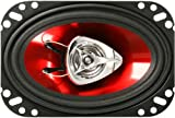 Boss audio Chaos Exxtreme 4'' x 6'' 2-Way 200W Full Range Speaker