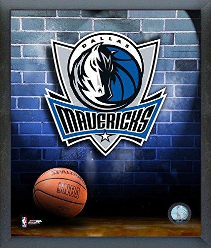 Poster Dallas Team Mavericks - Dallas Mavericks NBA Team Logo Photo (Size: 17