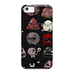 Customized phone cases Cases Covers Protector for iphone 4 4s Abstact iphone 4 4s case 6p - the binding of isaac 2