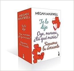 ESTUCHE MEGAN MAXWELL ROMÁNTICA (Bestseller): Amazon.es: Megan Maxwell: Libros
