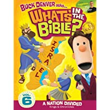Buck Denver Asks: What's in the Bible? Volume 6 - A Nation Divided