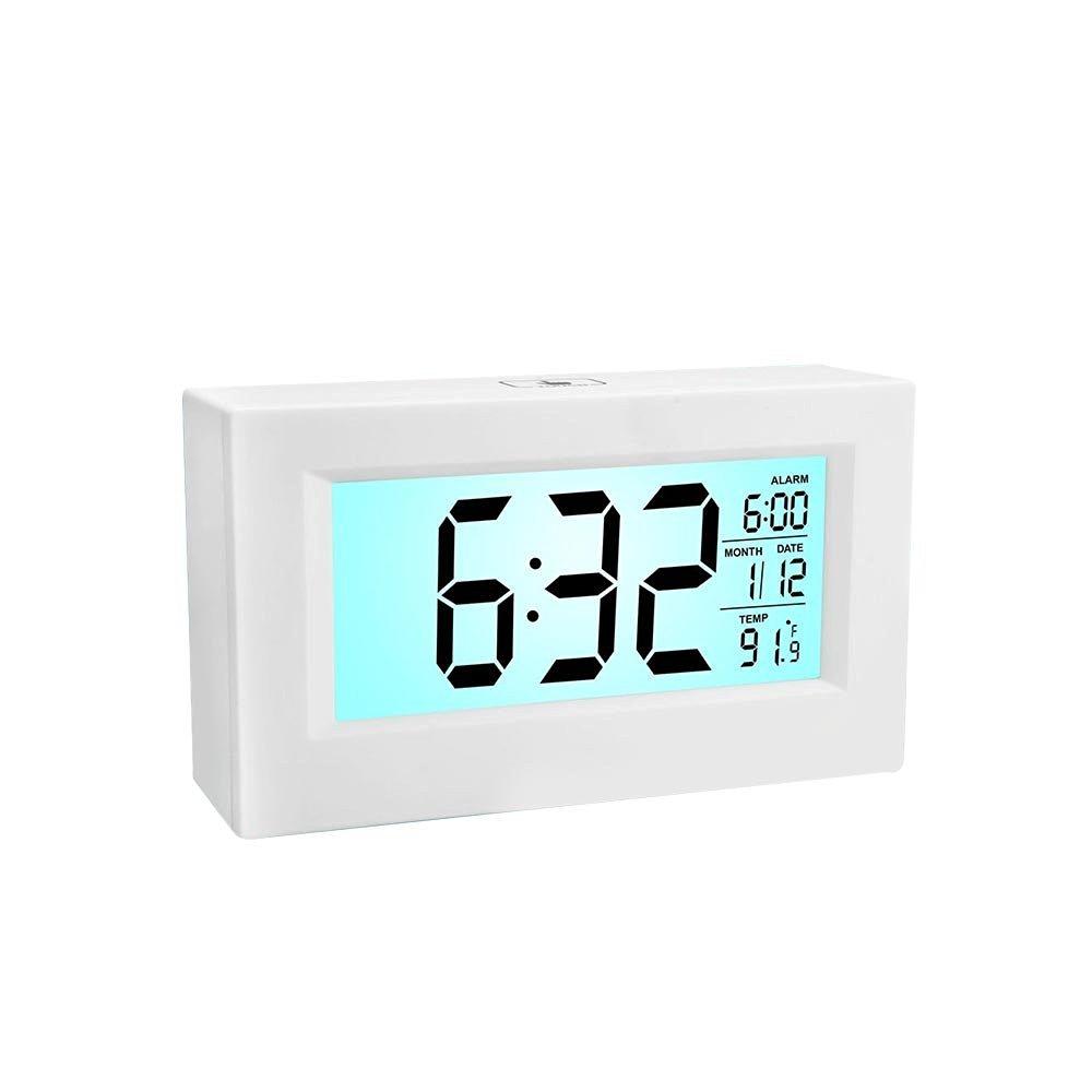 Power Plus A103 Digital Sensor Alarm, Calenlder Table Clock