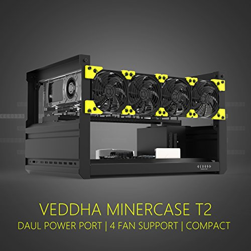 Veddha Minercase T2 6-BAY Standard Edition
