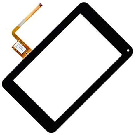 HP Slate 2 II Digitizer Touch Screen Outer Top Glass Panel Free Shipping USA