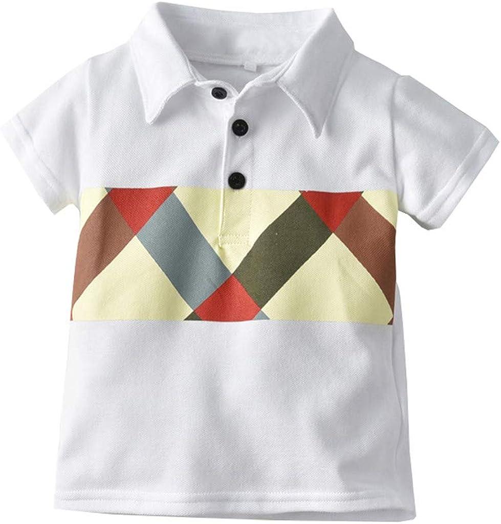 Amuse-MIUMIU Camiseta Polo de Manga Corta para bebé y ...