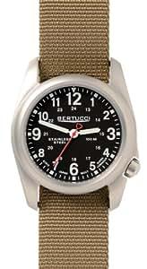 Bertucci 11052 Men's A-2S Field Analog Watch