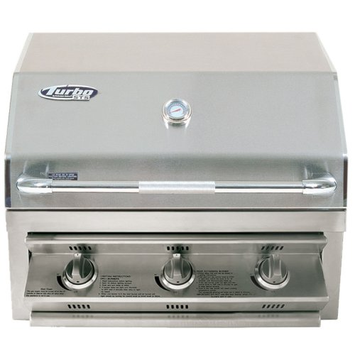 UPC 611428168786, Turbo STS 3-Burner Grill Built-In (Natural Gas)