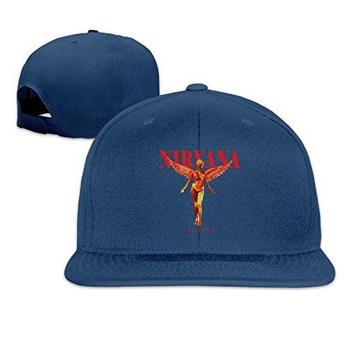 rapper-mens-angel-in-utero-punk-cap-cool-strapback-hat