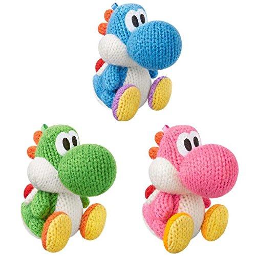 Amiibo Nintendo Yoshi Wooly World Green