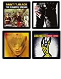 Rolling Stones Collectible Coaster Gift Set #3