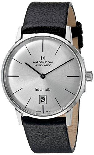 [ハミルトン]HAMILTON INTRA-MATIC 38mm(イントラマティック) H38455751 メンズ
