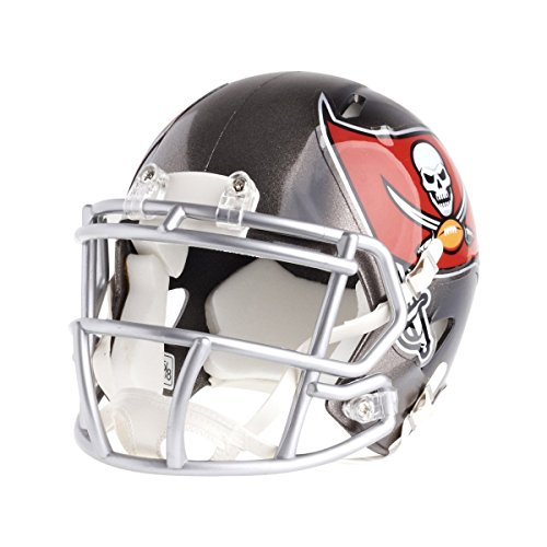 NFL Tampa Bay Buccaneers Revolution Speed Mini Helmet