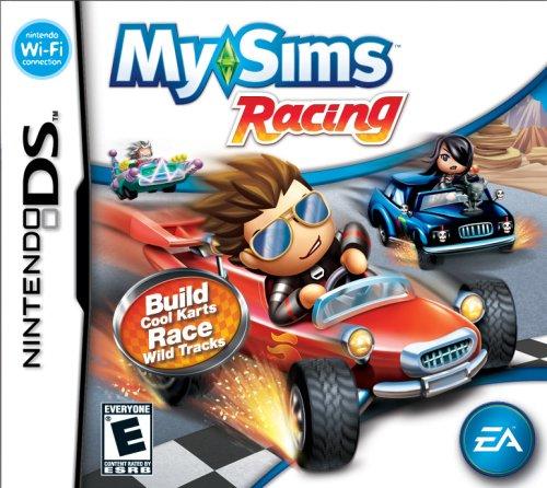 Amazon.com: MySims Racing - Nintendo DS: Video Games
