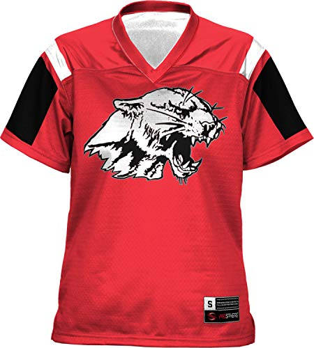 ProSphere Red Mountain High School Women's Football Jersey (Thunderstorm) FD21