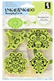 Inkadinkado Stamping Gear Cling Stamps