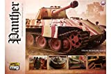 AMMO MIG-6092 Panther-Visual Modelers Guide English, Multicolour