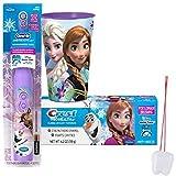Disney Frozen Olaf & Sven 3pc Bright Smile Oral