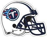 Fremont Die NFL Tennessee Titans 12-Inch Vinyl Helmet Magnet