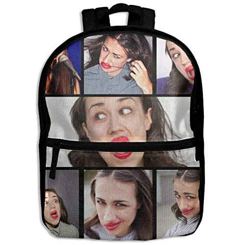 Miranda Sings Halloween Costume (Casual Child Backpack School Bag Travel Daypack Miranda)