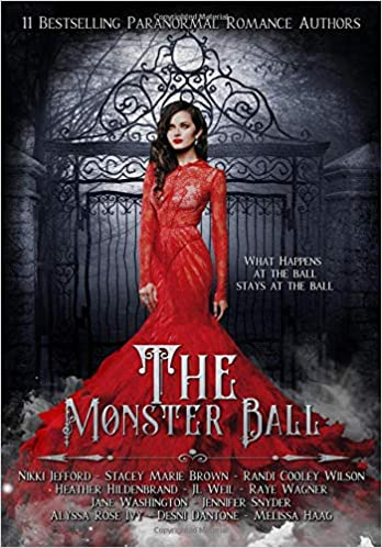 Amazon com: The Monster Ball: A Paranormal Romance Anthology